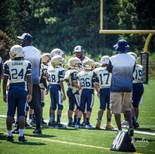 Lovelee Photography - Sports Photography - Dacula Falcons 11 y/o Team