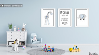 Series 6 - The Lovelee Momma Art & Decor Collection