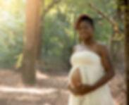 Lawrenceville Newborn Photographer - Lovelee Photography - Maternity Session