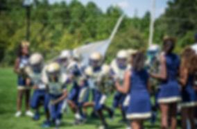Lawrenceville photographer Lovelee Photography sports photography - Gwinnett Football League - GFL