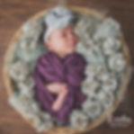 Lawrenceville Newborn Photographer - Lovelee Photoragraphy - Newborn Session