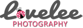 2019 - Lovelee Photography logo - Gray a