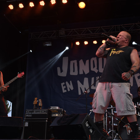 10 juillet – IN THE NAME OF RAGE (hommage à Rage Against the Machine), en première partie TAPAGE