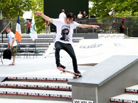 Throwback Thursday-First Class PT @ Maloof Money Cup-New York