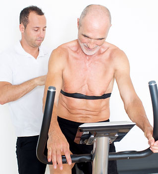 Cardio-Vascular Physica Rehabilitation Therapy