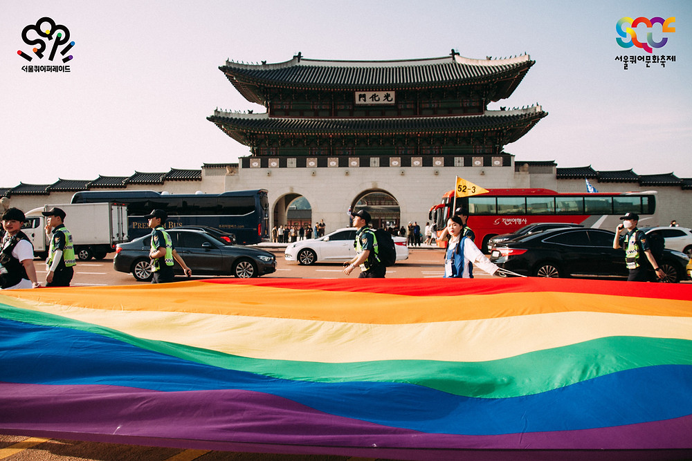 korean pride LGBTQ queer photo exhibition 다시 만나 queer together by kim min soo 김민수