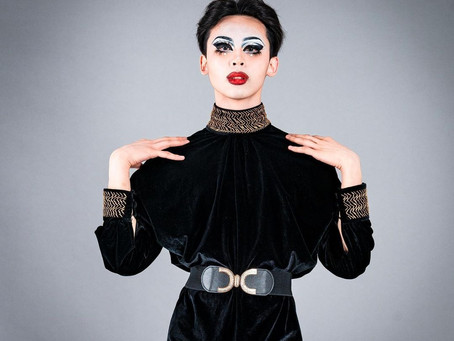 Photography Exhibition Shows Off Drag Performers of South Korea