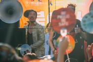 daegu22.jpgKorean Queer Artist Heezy Yang at Daegu Queer Culture Festival aka Daegu Pride