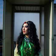 Korean Drag Queen Hurricane Kimchi