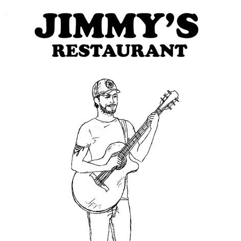 Jimmy's Restaurant (Graphic Novel) by Korean Queer Artist Heezy Yang