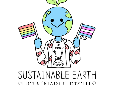 Protect Our Planet, Protect LGBTQ+ Rights