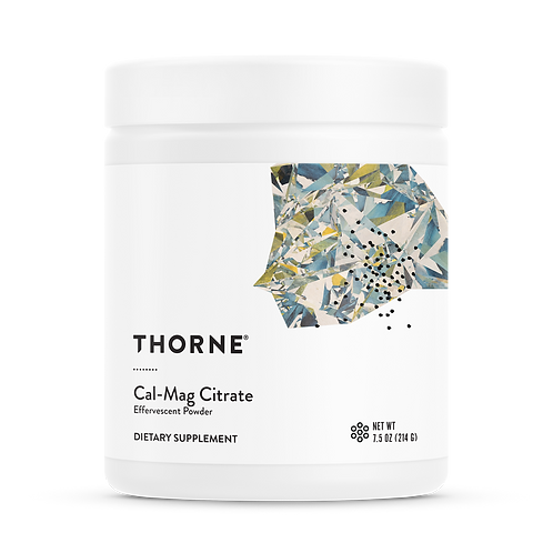 THORNE - Cal-Mag Citrate