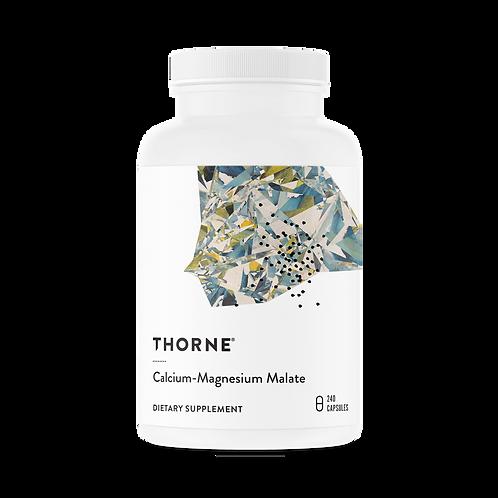 THORNE - Calcium-Magnesium Malate