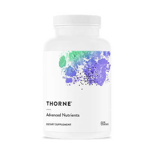 Thorne Advanced Nutrients