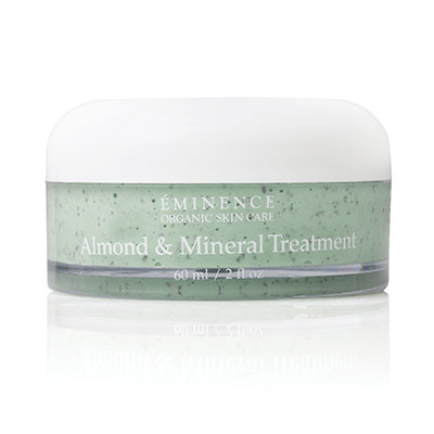 Almond Mineral treatment- hot