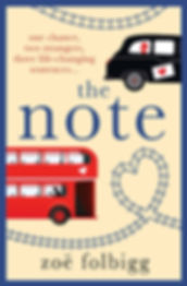The Note by Zoë Folbigg cover
