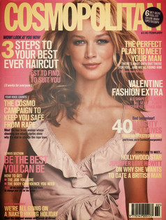 Cosmopolitan | February 2003
