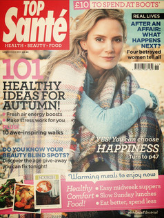 Top Sante | November 2011