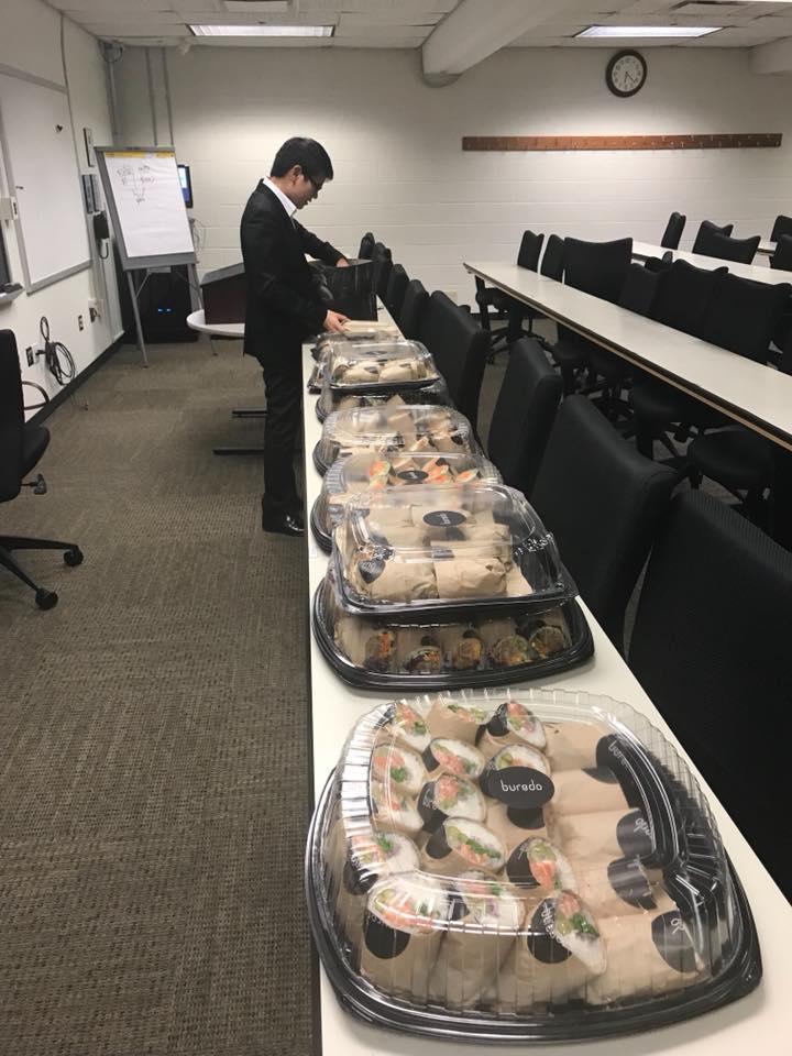 "Sushi ""Buredos"""