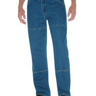 Dickies 15293 SNB Workhorse Double Knee Relaxed Fit Jeans