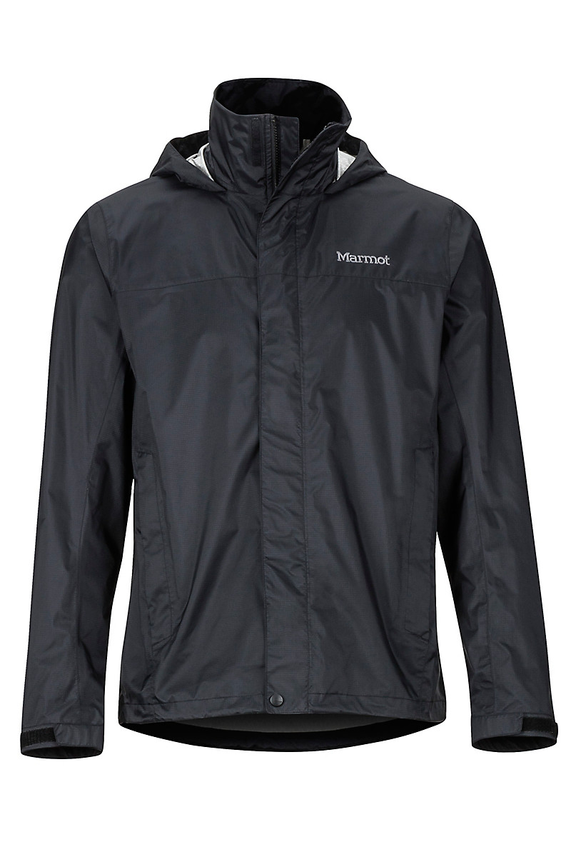 marmot mens eco precip black