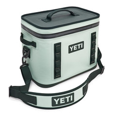Yeti Hopper Flip 18 Cooler - in Green, Navy and Charcoal