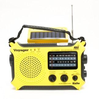 Mayday voyager radio