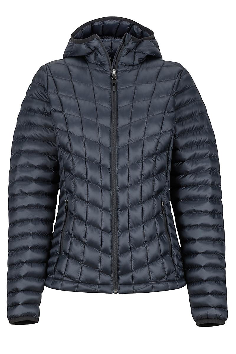 Marmot featherless hoody wmn black