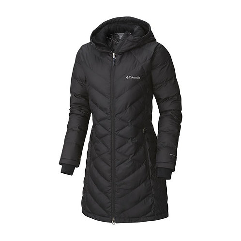 Columbia Women's Heavenly Long Jacket, Black