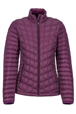 Marmot featherless wmn dark purple