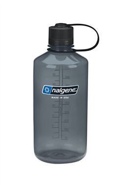 nalgene 32 oz narrow gray