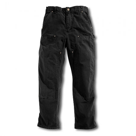 Carhartt Dbl. Front Washed Duck Dungaree B136