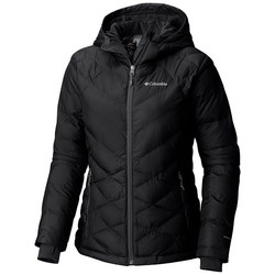 Columbia Heavenly hooded jkt black