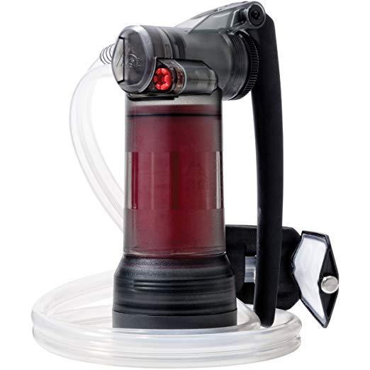 MSR guardian purifier pump