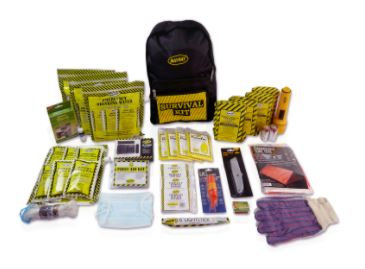 Survival Backpack Deluxe (four person)