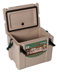 Canyon Cooler Outfitter 22 - in White Marble & Sandstone