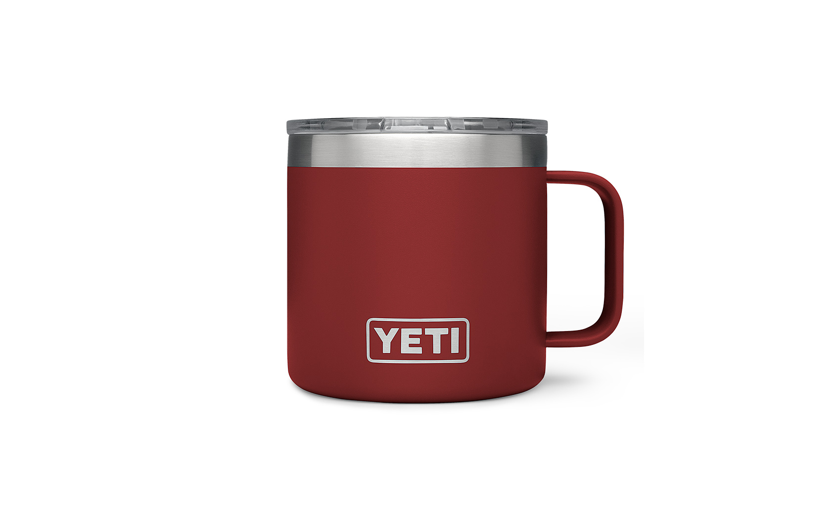 Yeti 14 oz mug red