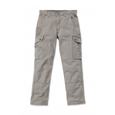 B342 - Cotton Ripstop Relaxed Fit Double-Front Cargo Work Pant