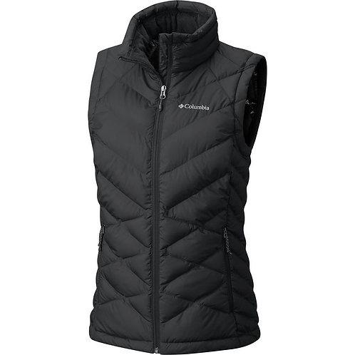 Columbia Women's Heavenly Vest, Black