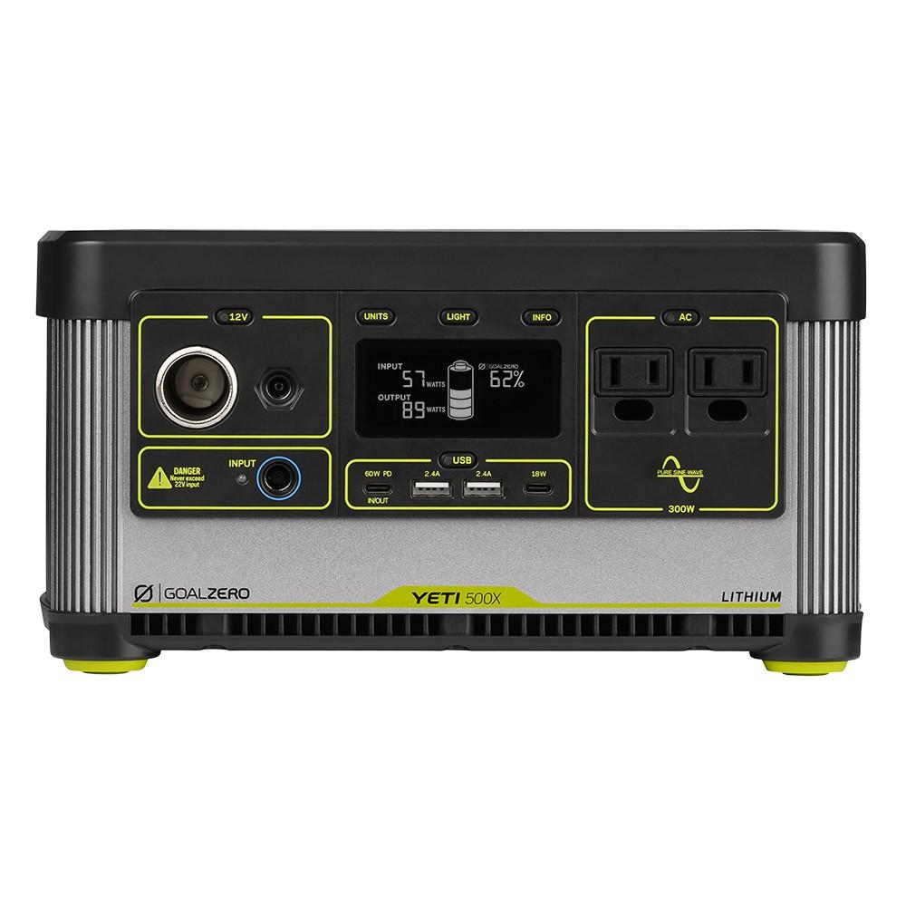 Goal Zero Yeti 500X portable power stati