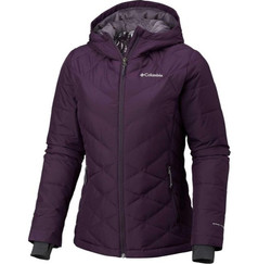 columbia-Dark-Plum-Heavenly-Hooded-Jacke