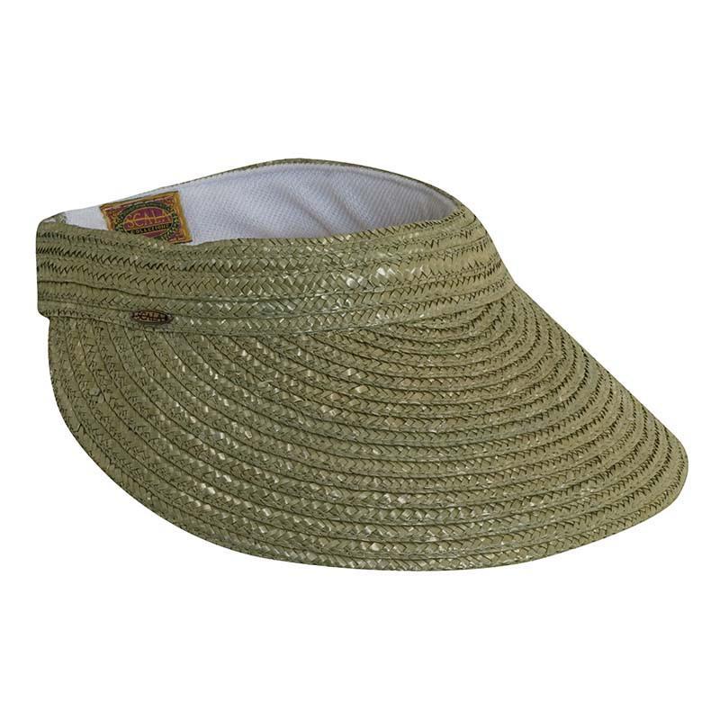 Scala visor green
