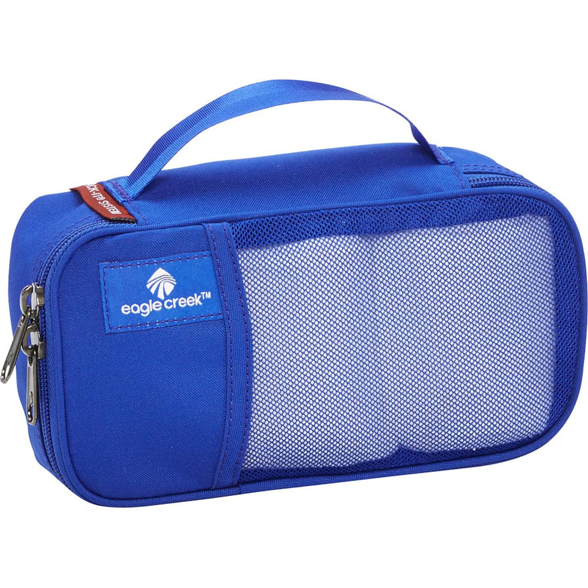 Pack it quarter cube blue