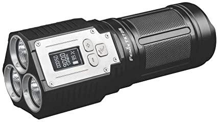 Fenix TK72R flashlight for Neil