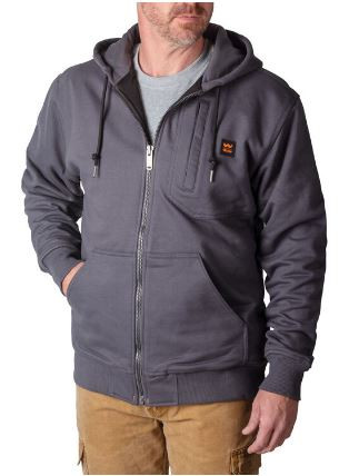 Walls Heavy Weight Zippered Fleece Hoodie