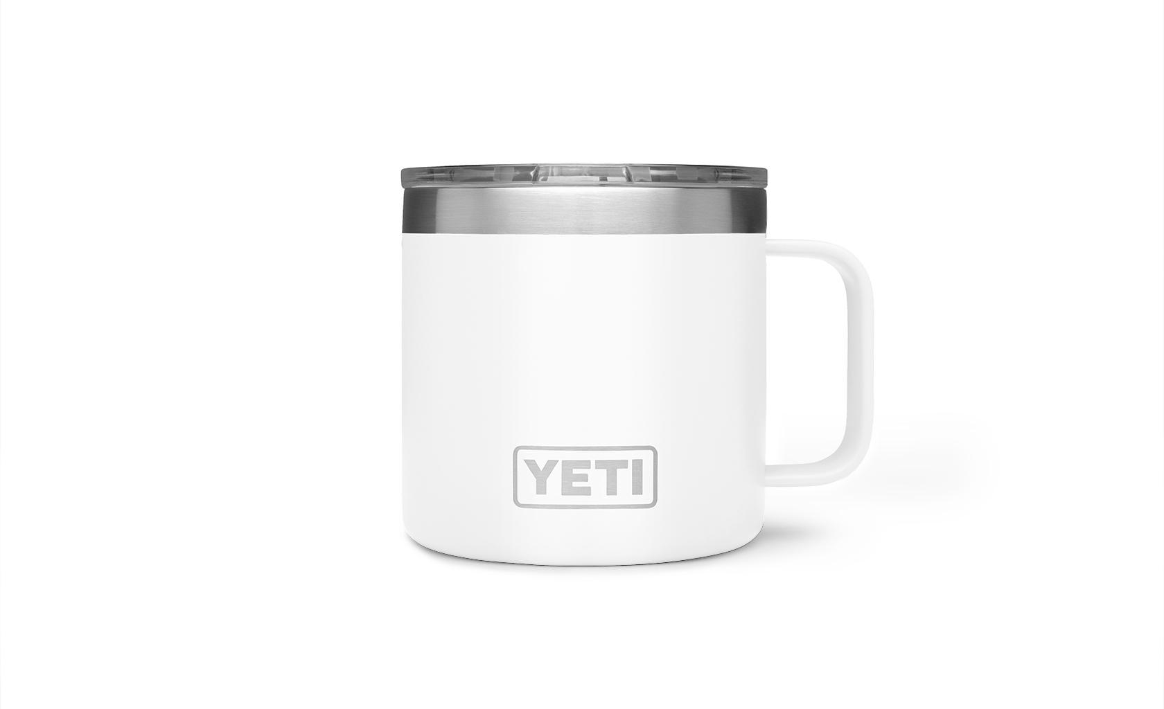 Yeti 14 oz mug white