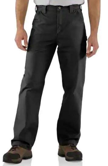 Carhartt B151 pant BLACK 34x32