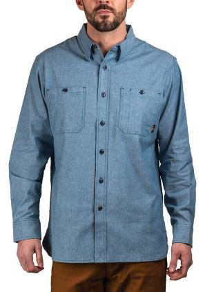 Walls Leroy Midweight Flannel, YL995