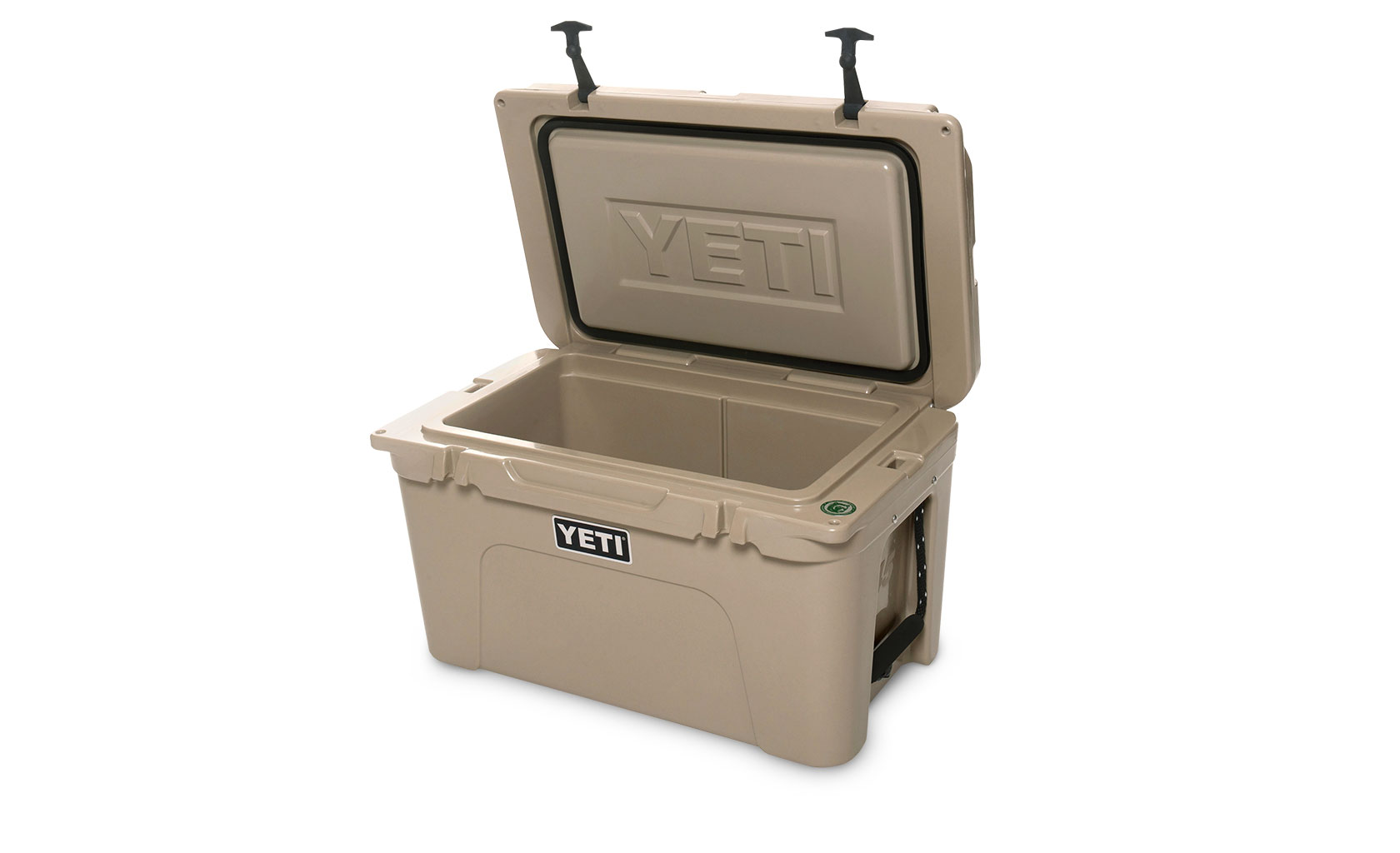 Yeti Tundra 45 tan open