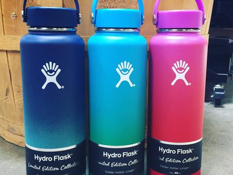 Choosing a Water Bottle